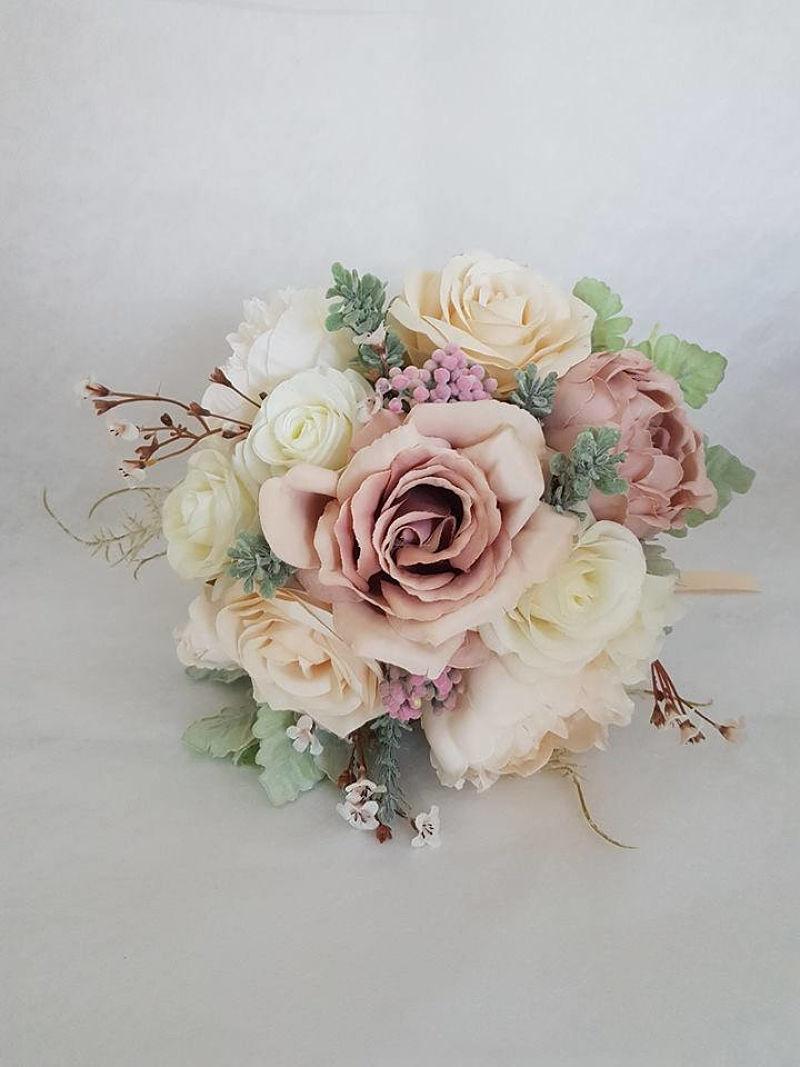 bouquet di seta