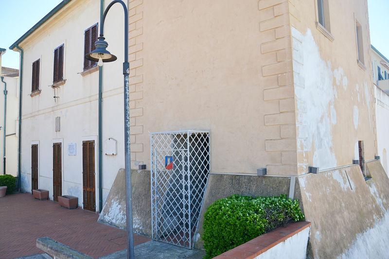 sala consiliare della Torre San Vincenzo