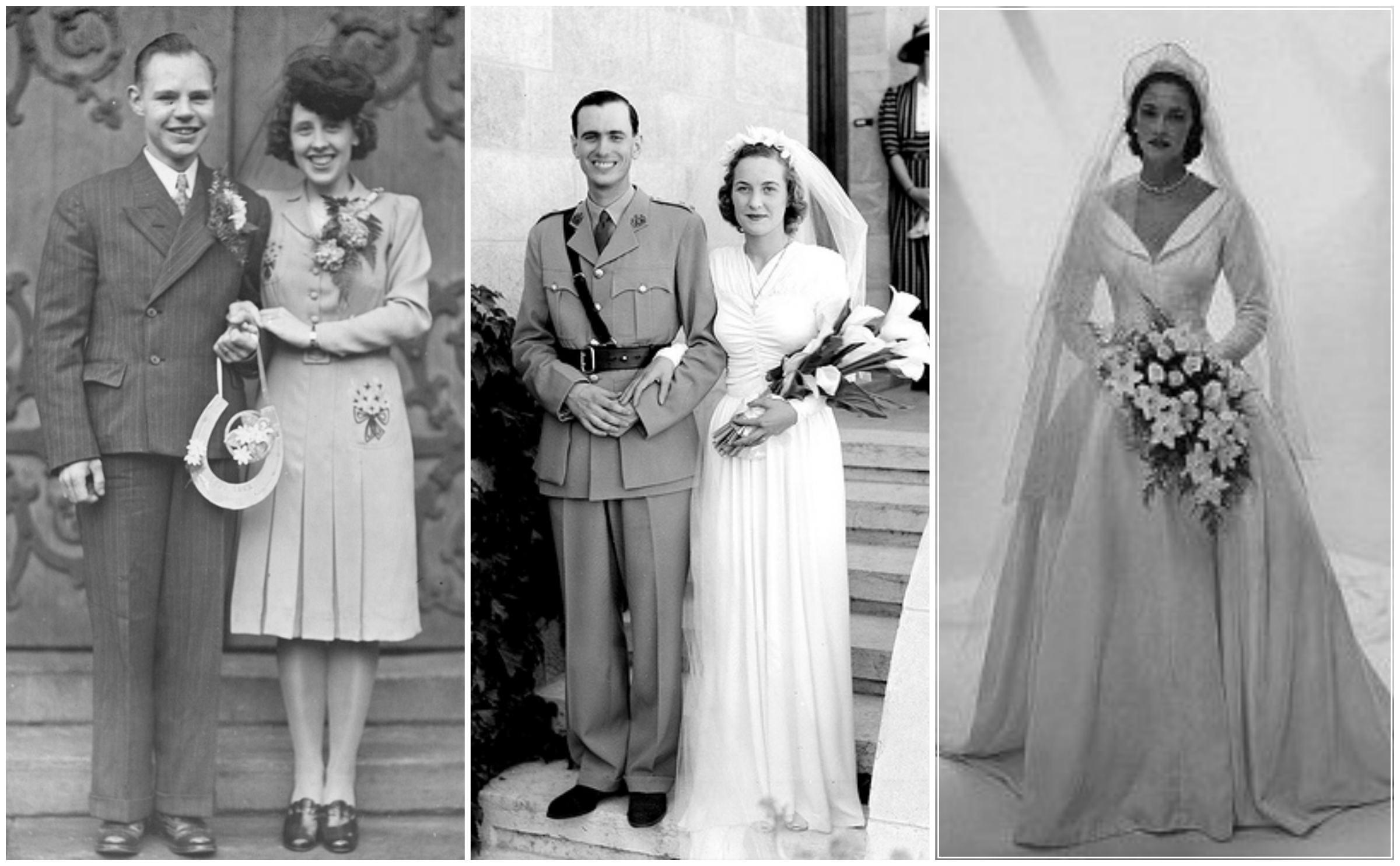 the best attitude 9d2b2 15762 Abito da sposa vintage, dagli anni 20 ai 70: quale epoca ...