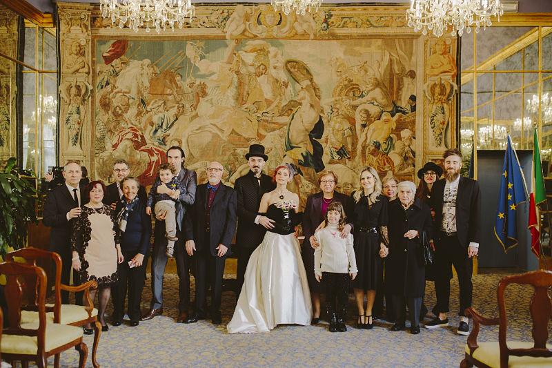 matrimonio palazzo reale milano