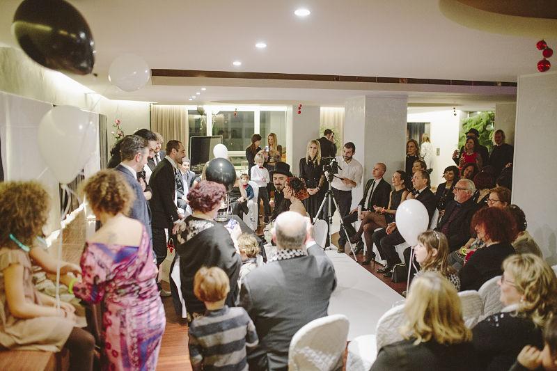 cerimonia laica matrimonio creativo