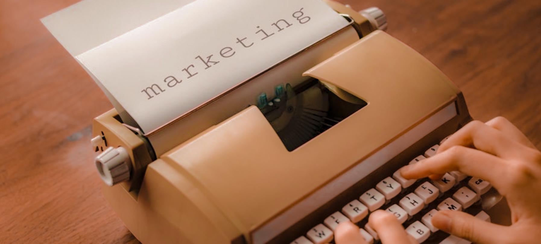 web marketing wedding