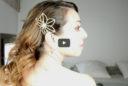acconciatura sposa capelli lunghi