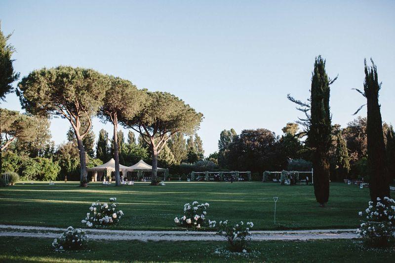Villa Rosantica Appia antica Roma