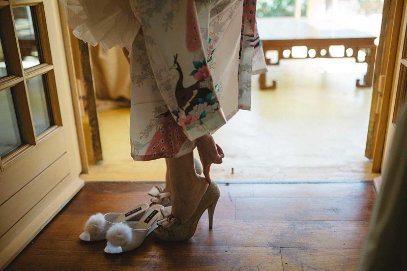 scarpe sposa matrimonio intimo bon ton Roma