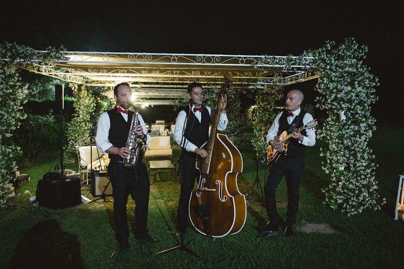 musica swing matrimonio a Roma