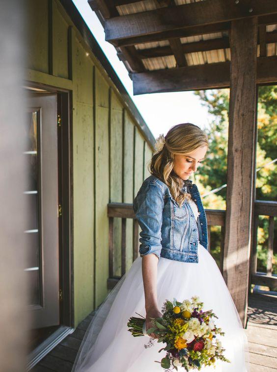 abito da sposa country
