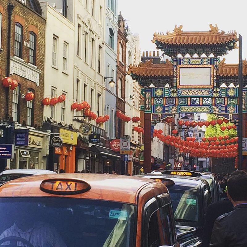 chinatown a Londra