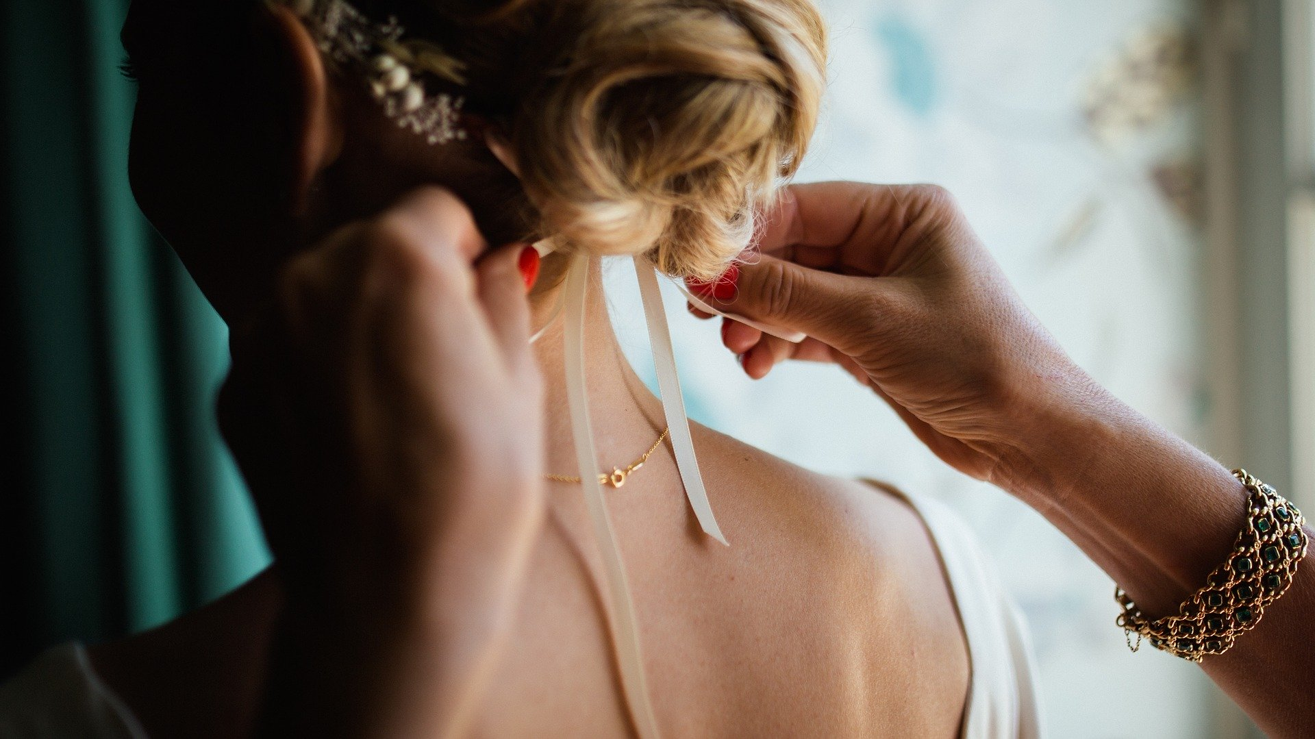 capelli beauty routine sposa