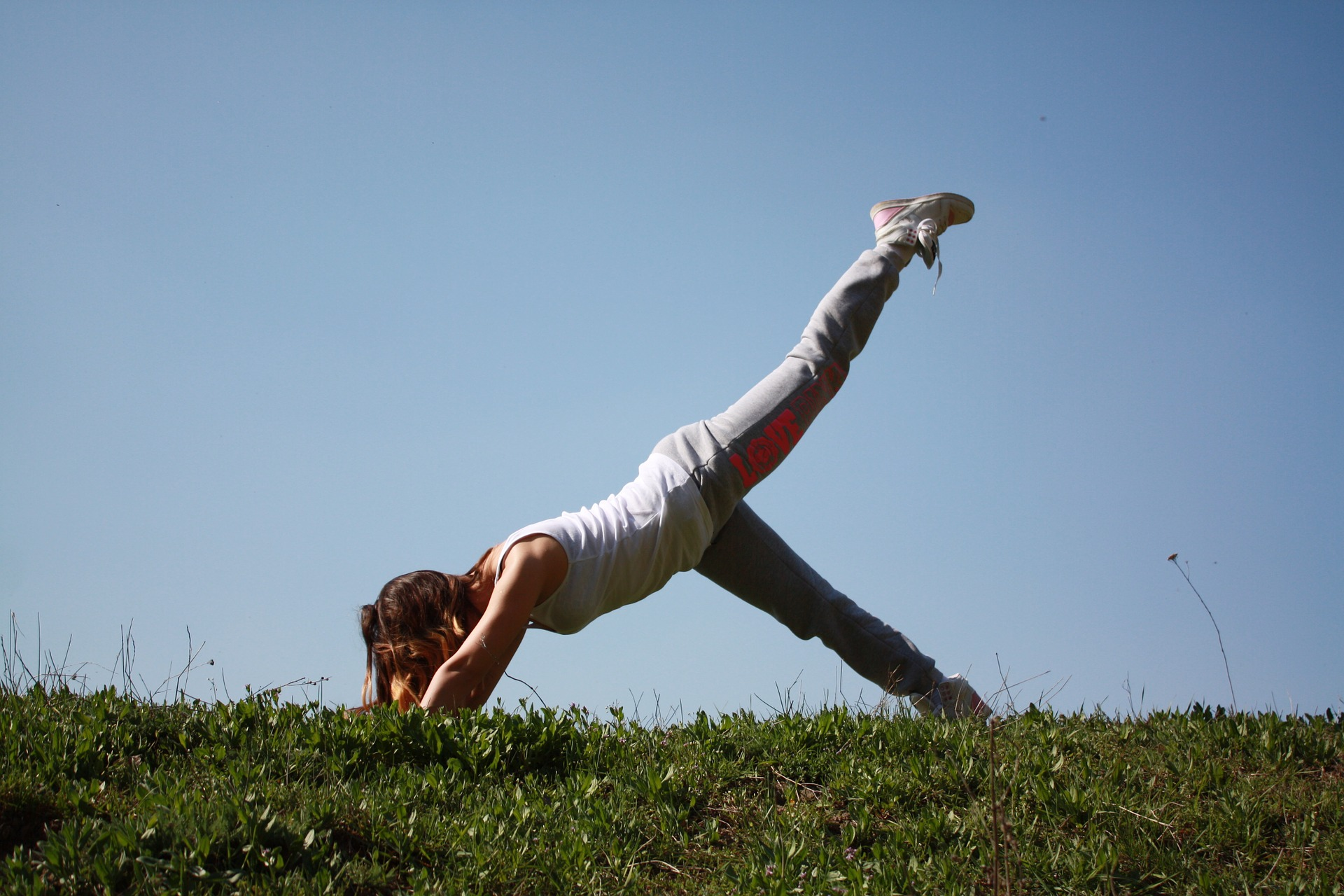 Fitness routine sposa