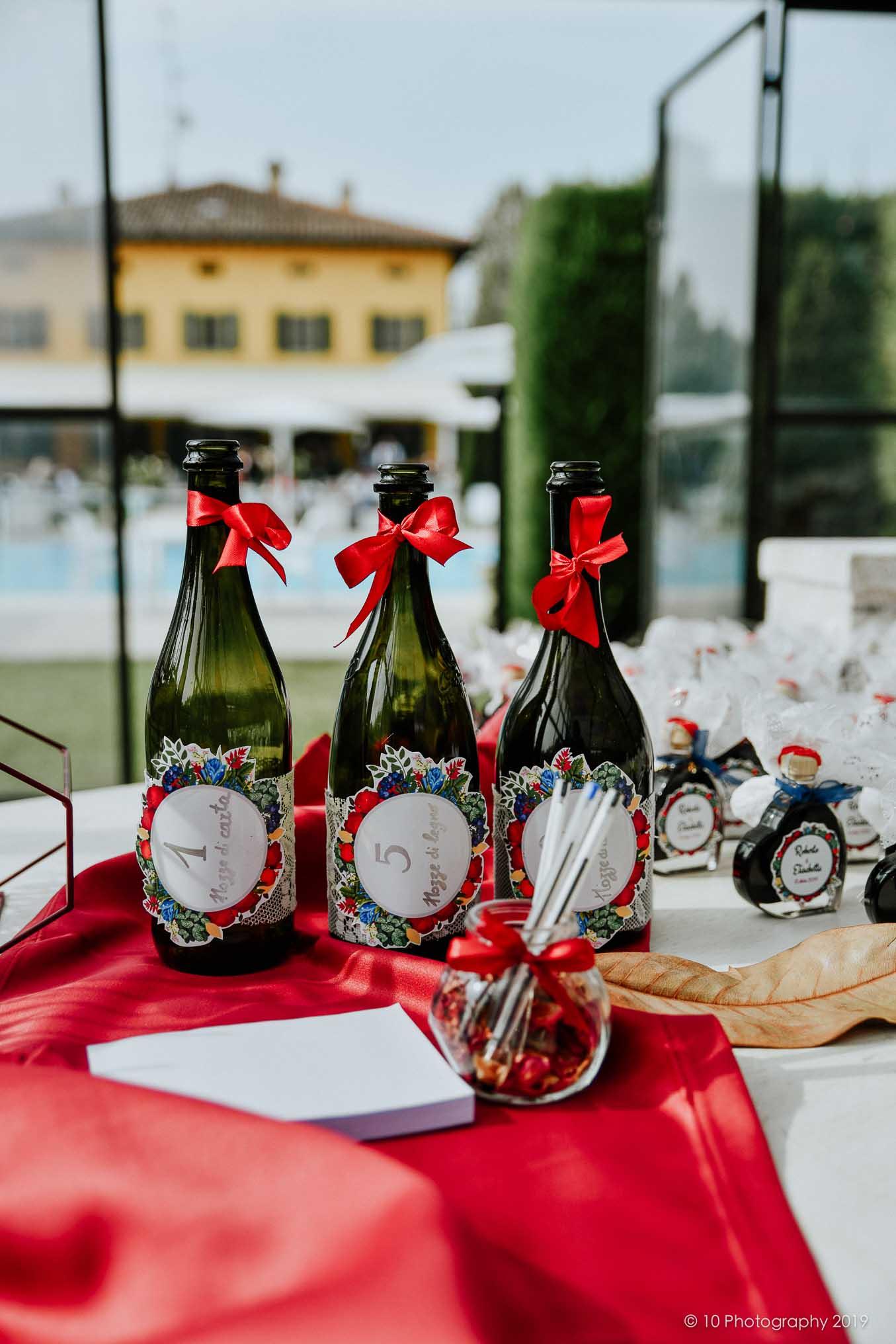 bomboniere Matrimonio autunnale boho chic a Modena