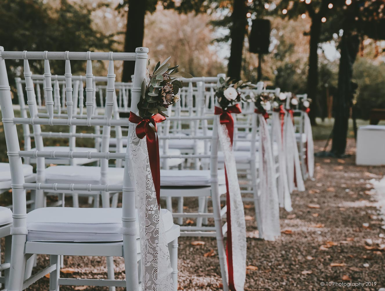 addobbi floreali matrimonio boho chic autunnale a Modena