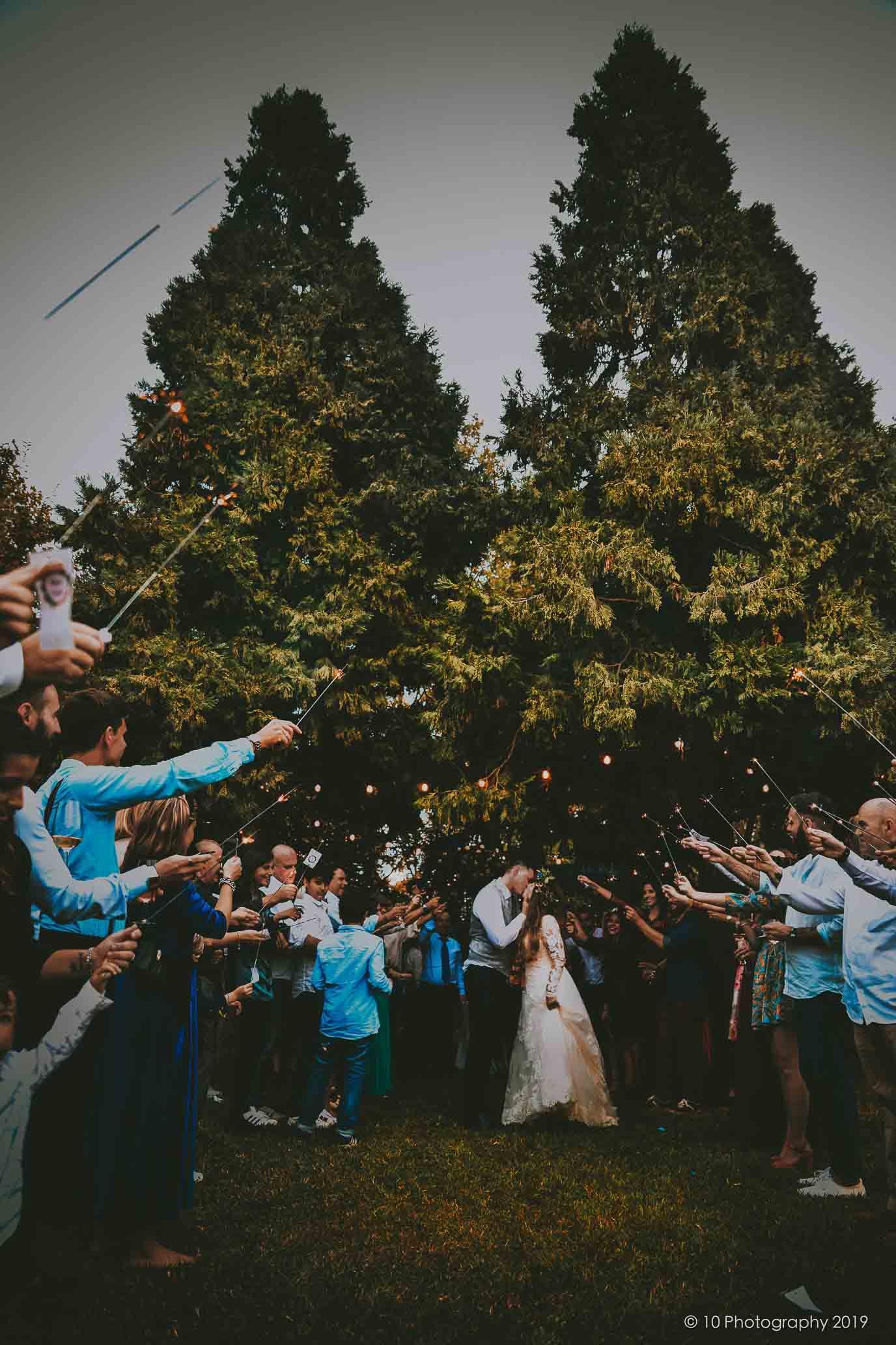 Matrimonio fai da te boho chic autunnale a Modena
