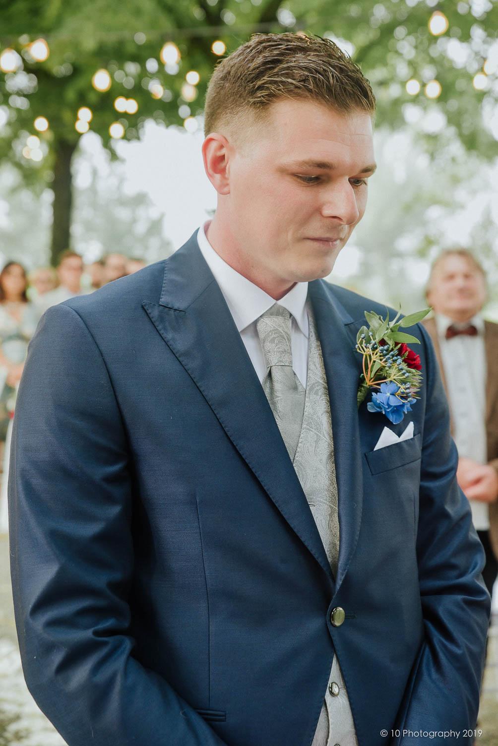 outfit sposo Matrimonio autunnale boho chic a Modena