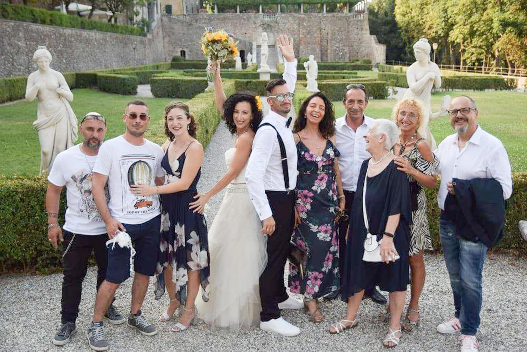 matrimonio Comune di Volta Mantovana