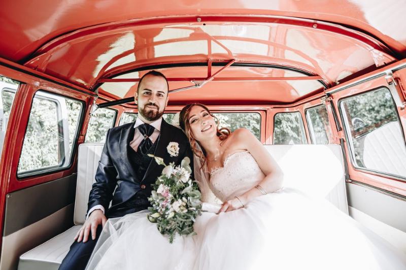 Matrimonio bohemien in Lombardia