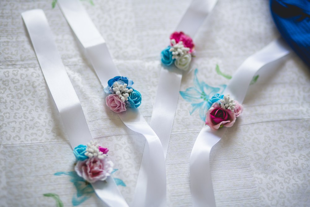 braccialetti testimoni di nozze